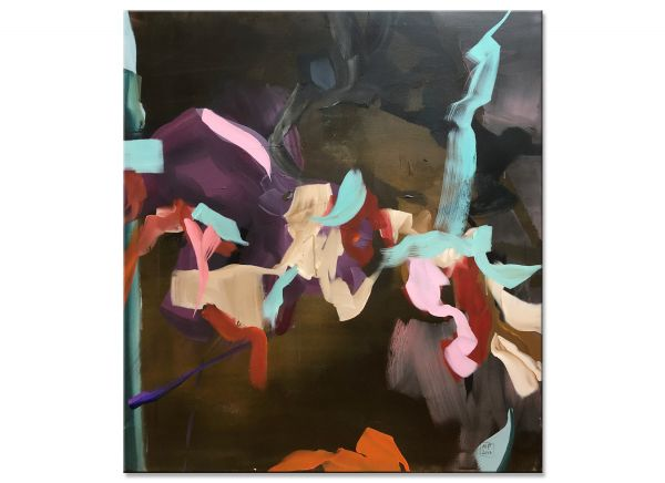 Abstrakte Natur Mila Plaickner