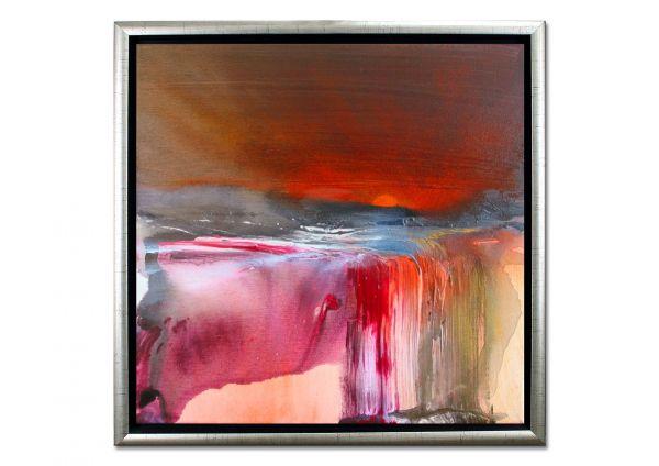 Gegenwartskunst abstrakte Landschaft