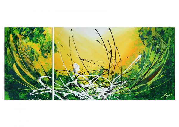 Malerei abstrakt, Gemälde modern