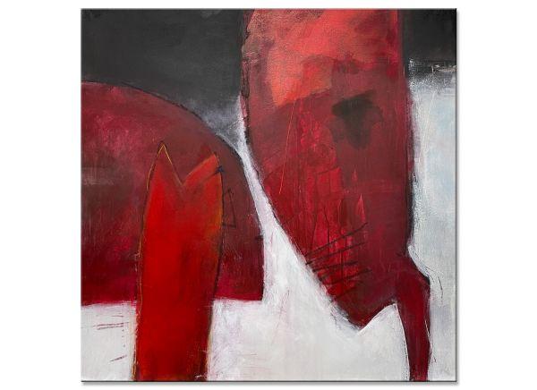 Frische und moderne Kunst abstrakt