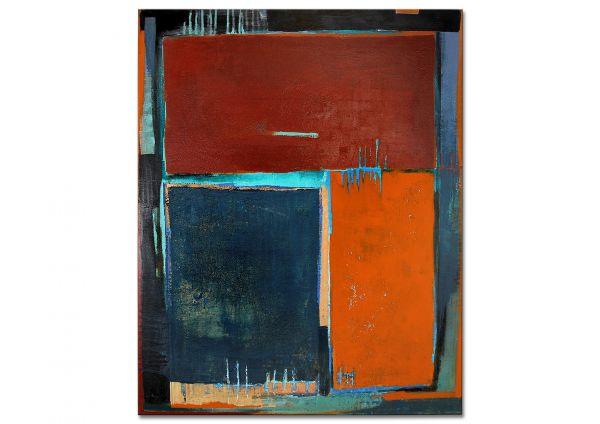 moderne Malerei Leinwand Bild