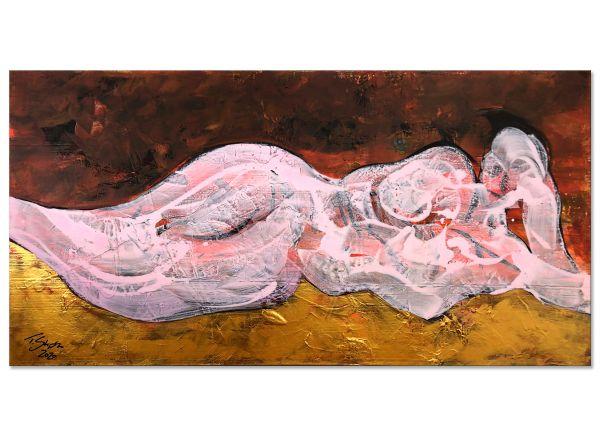 Aktkunst Bilder, moderne Malerei