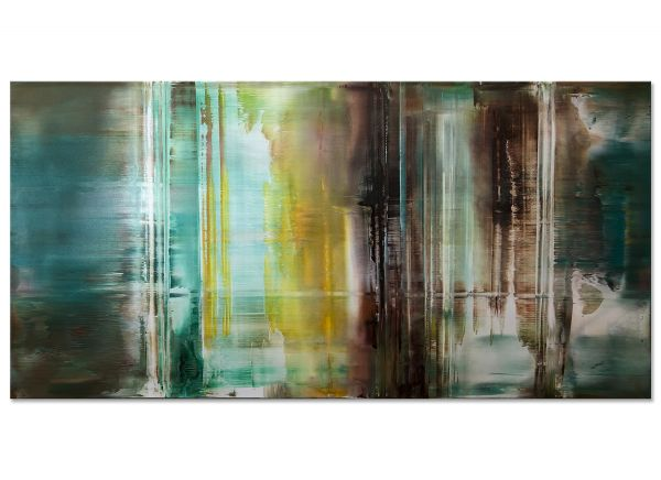 Gemälde abstrakt modernes Acrylbild
