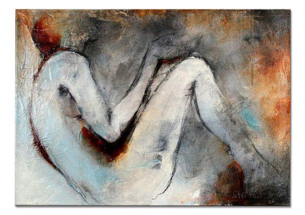 """Bildende Kunst Galeriekunst Originalgemälde von Michaela Steinacher: """"hope"""""""