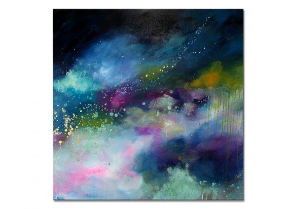 """Moderne Bilder kaufen, Gemälde, Lydia Schade: """"Escape"""""""
