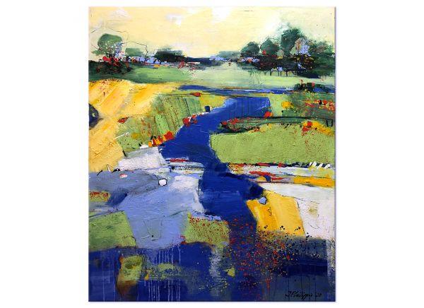 Inge-Philippin-Landschaft-Malerei-abstrakt