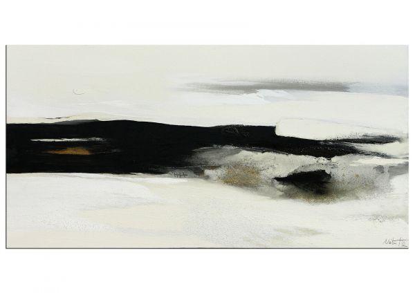 Landschaft Niehoff Gemälde