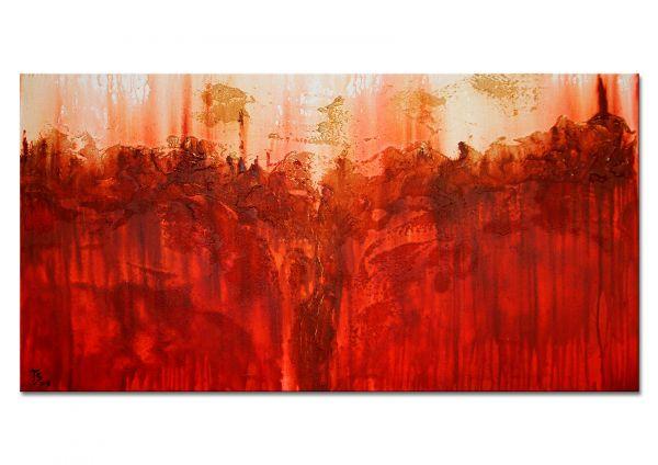 """Moderne Kunst, abstrakte Bilder """"Schwerelos"""""""
