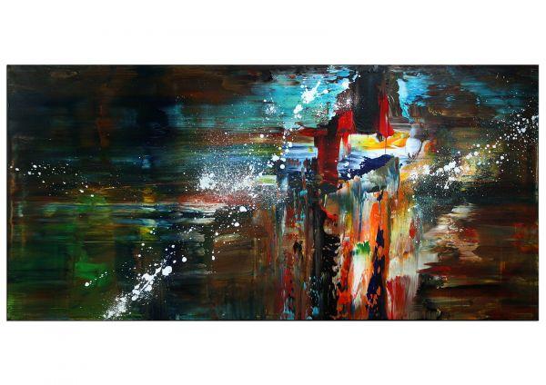 Gemälde Kunst Bild Ursprung II