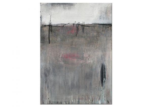 abstrakte Kunst Nebel