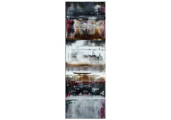 Aufbietung Gemälde für Treppenhaus