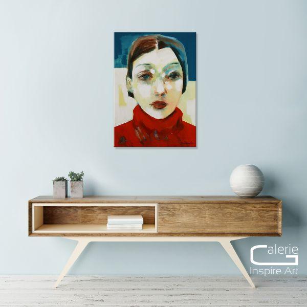 """Kunstgalerie Unikat Bilder, E.Drobychevskaja: """"Olga"""""""