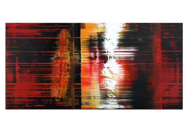 abstraktes Gemälde | Galerie