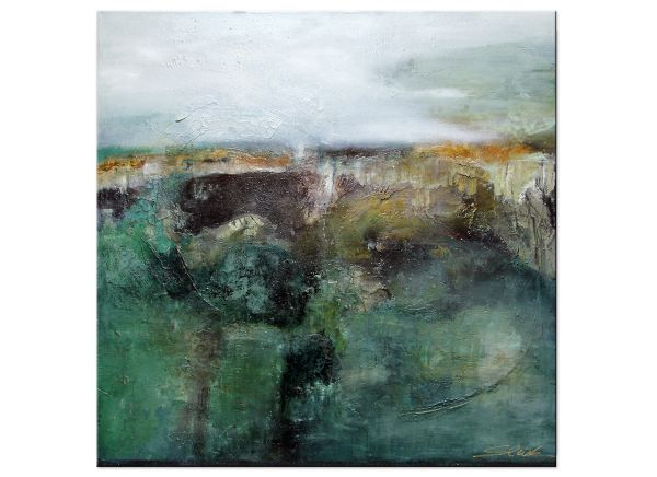 Landscape - Silencio Ölgemälde