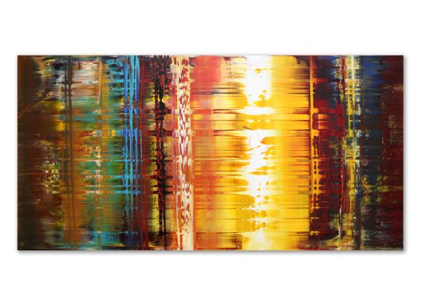 Kompromisse abstrakte kunst malerei