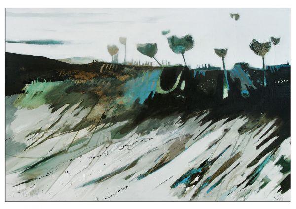 abstrakte Gemälde modern