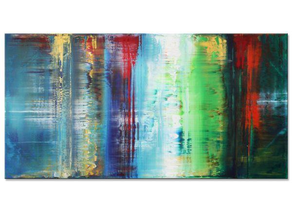 Trace of Time Acrylbilder Gemälde