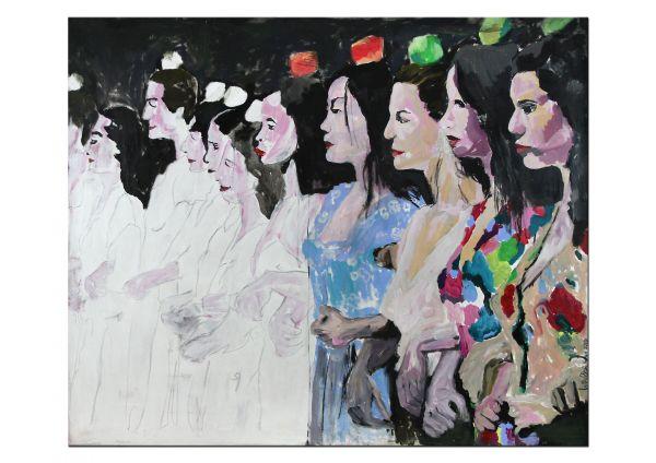 Mila Plaickner kunst