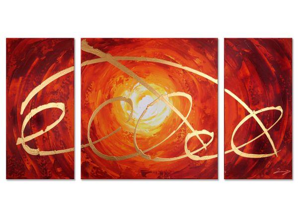 triptychon kunst