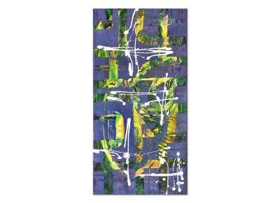 Irrwege - Moderne abstrakte Malerei - Original Gemälde