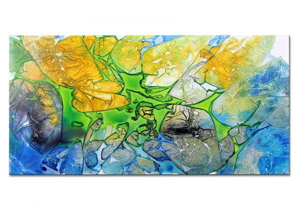 """Neoexpressionismus kaufen: Kunst von Dieu: """"Elements"""""""