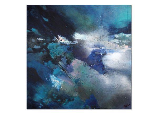 blaue Kunst Gemälde kaufen