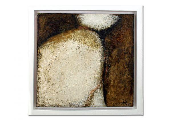 """Abstrakte Acrylmalerei, Manuela Pilz: """"O.T. I"""""""