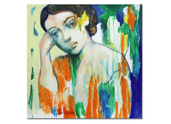 Lena Ludmilowa Acryl Gemälde Bilder modern Art