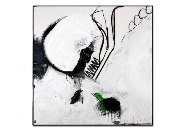 """Bildende Kunst, abstrakte Bilder, C.Wachsmann: """"Schöne Wanderung"""""""