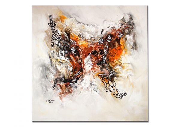 """Moderne Galerie Bilder & Gemälde """"Verwoben"""""""