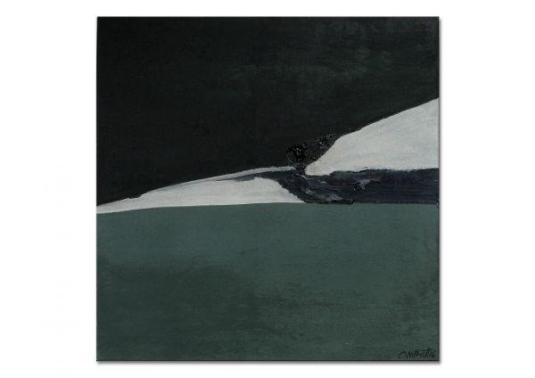 Gemälde schwarz weiß