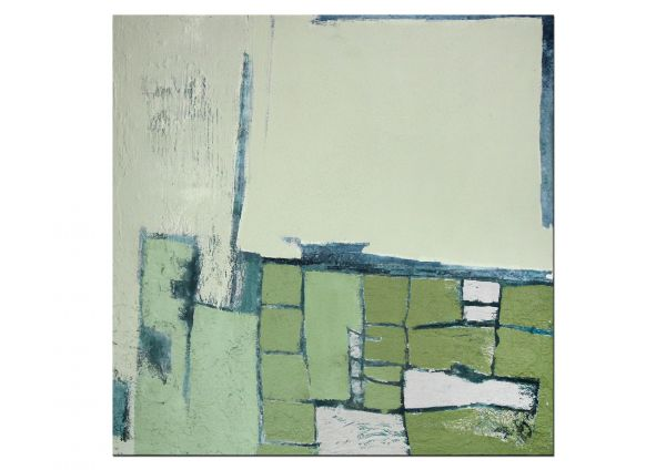 Malerei verlassene Orte