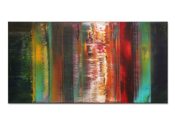 abstrakte Acrylbilder New Art Skrunity
