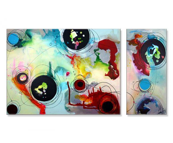 moderne Malerei Bild