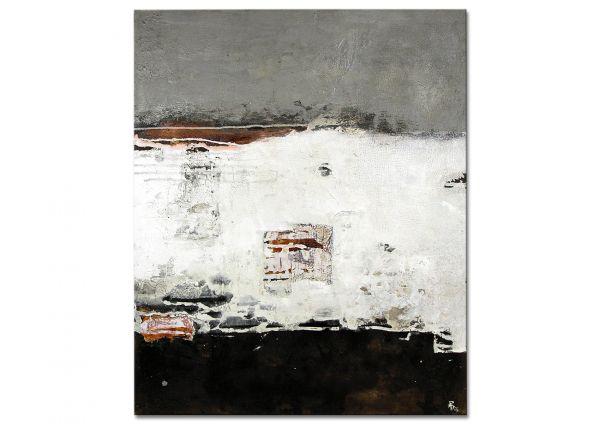 """Modernes Galeriekunstwerk von Petra Klos: """"Freiraum"""""""