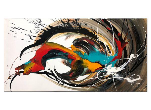 Lanxess abstrakte kunst moderne Bilder Unikate