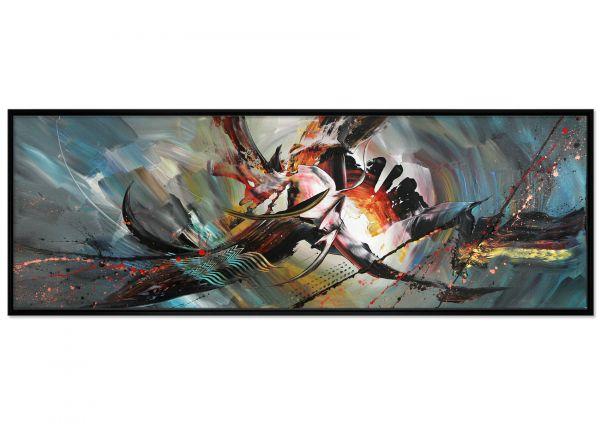 Original Galerie Acryl Gemälde