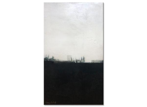 """Original Gemälde """"Auf der Suche nach verlassenen Orten II"""" von Niehoff"""