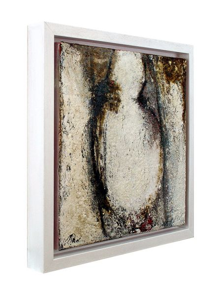 "Abstrakte Kunst, Manuela Pilz: ""O.T. III"""