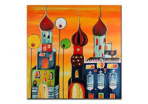 moderne Malerei urban