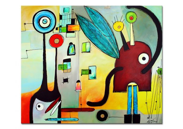 moderne Malerei verkauft