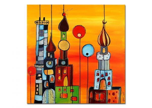 Yosi Losaij Gemälde Kunst