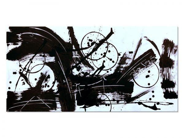 schwarz weiße Bilder abstrakt