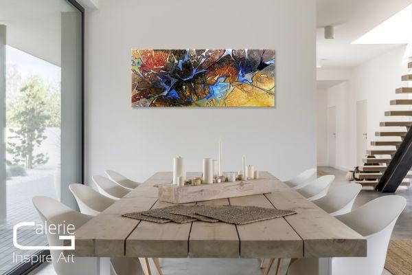 """Aktuelles Unikat Gemälde, Dieu: """"Confused"""""""