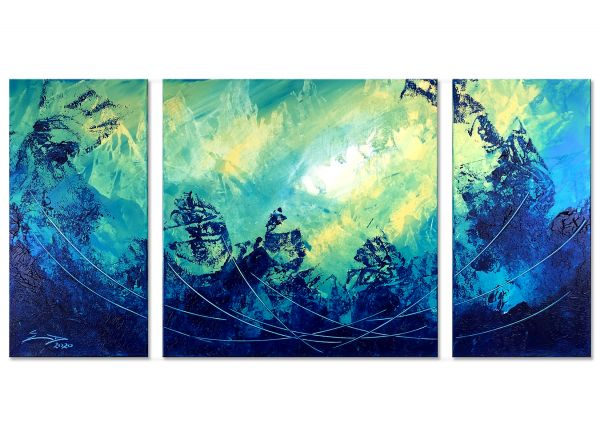 Acryl Gemälde Leinwand