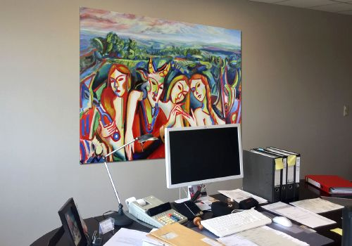 Kaufen Aquarell Hawk Wand Dekorative Bilder Drucke Und Poster ...
