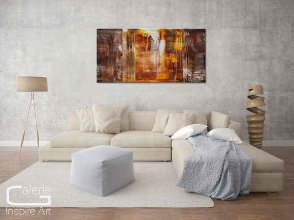 """Gemälde online kaufen: Dieu """"Surviving"""" Acrylbild"""