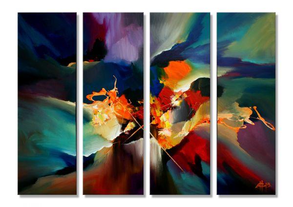 abstrakter Expressionismus
