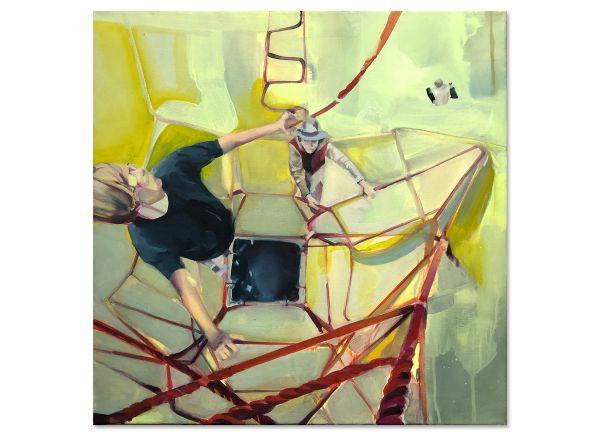 Kunst Peggy Berger HfBK
