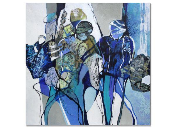 Wegbegleiter Gabriele Schmalfeldt kunst malerei